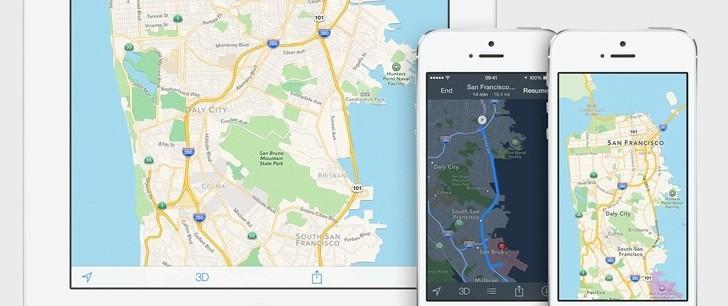 Apple, Indoor Survey ile Kapalı Alanda İzleme Sağlayabiliyor